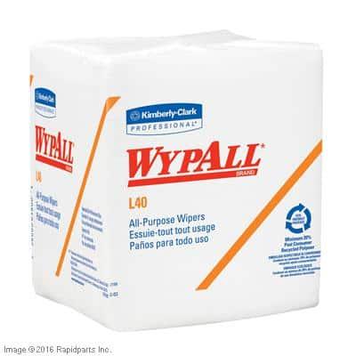 WYPALL L40 WHITE 1/4 FOLD 2I3921