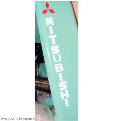 DECAL SET, MITSUBISHI A000028193
