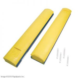 FORK CUSHION GENERAL PURPOSE YELLOW 4  X 24 A000025809