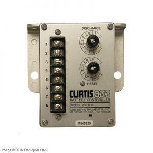 36V CURTIS 933/3D BATTERY CONTROLLER A000007762