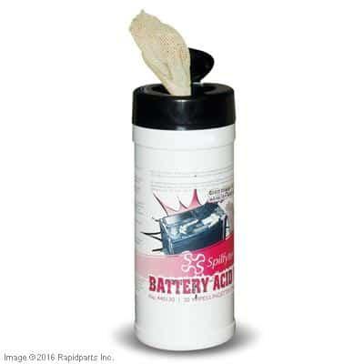 BATTERY ACID WIPES A000025762