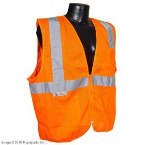 VEST,LG OR REFLECTIVE CL A000037118