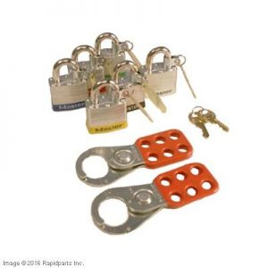 KIT,LOCK OUT START UP A000016874
