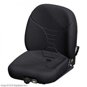 SEAT,BLK CTH W/BLT and SWT A000042815