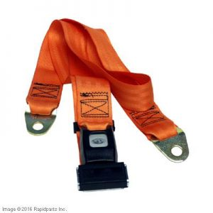 "SEAT BELT, LAP 72"" ORANGE A000016059"