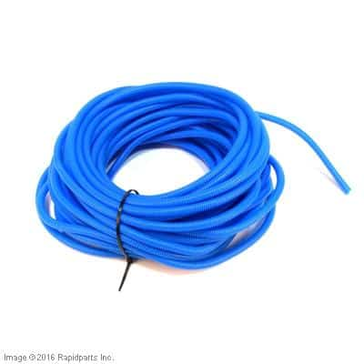 """WIRE LOOM,3/8"""" BLUE A000035440"""