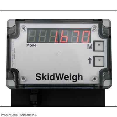 2CH SKIDWEIGH KIT W OVERL A000032775