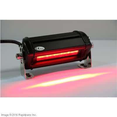 LAMP, LED 9-64V RED LINE A000052404