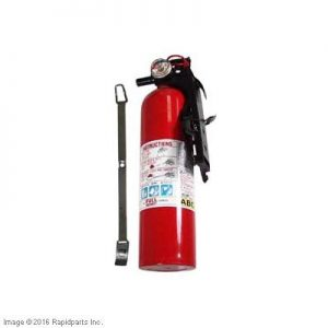 FIRE EXTINGUISHER 2.5#1A-10B:C 2I7534