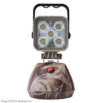 LAMP, CAMO RECHARGEABLE LED A000049474
