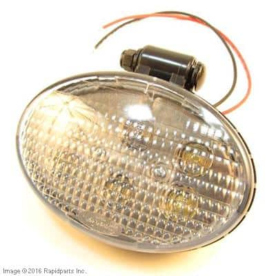 LAMP,OVAL 12V LED A000040692