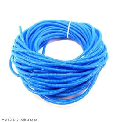 """WIRE LOOM,1/4"""" BLUE A000035439"""