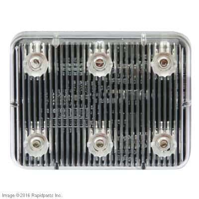 STICK-A-LED RECT CLEAR 12-24V A000044020