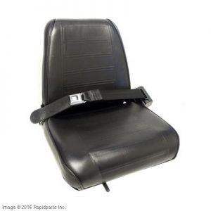 SEAT, 2 PC BUCKET W/ SEATBELT A000014003