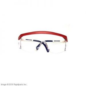 GLASSES, SAFETY-CLEAR ANTI FOG A000013349