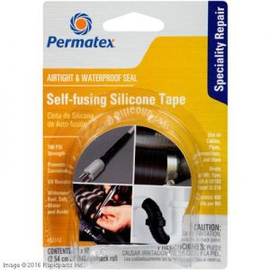 TAPE,SILICONE SELF FUSING A000048740