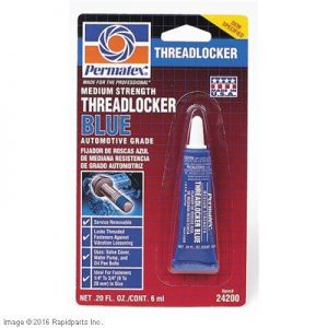THREADLOCKER BLUE MED DTY 6ML 2I4256