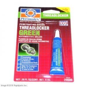 THREADLOCKER GREEN PNTRNG 6ML A000014720