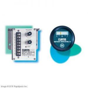 CONTROLLER KIT, 24V LED A000010833