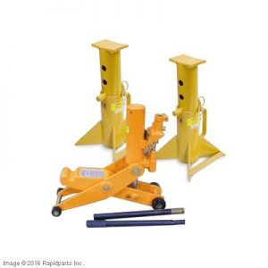 FORKLIFT JACK WITH TWO STANDS A000044116