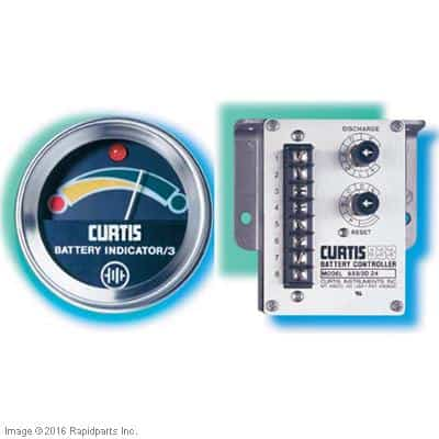 24V CURTIS 933/3D CONTROLLER KIT A000009207
