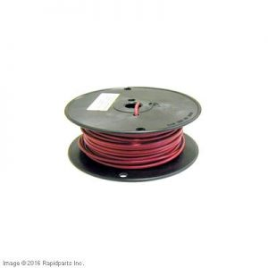 WIRE 18 GA. RED 9I2424