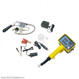 ANALYZER, 2-GAS W/BATTERY PACK A000019633