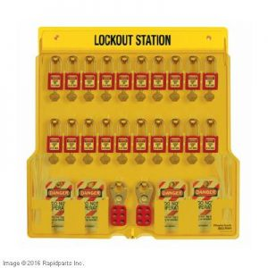 20-LOCK STATION (FILLED) A000016870