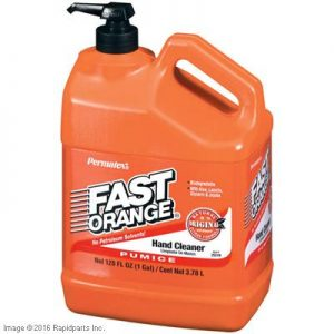 FAST ORANGE PUMICE, 1 GALLON A000034091