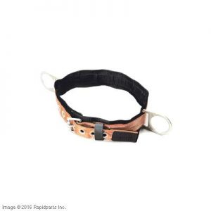 BODY BELT, 2 SIDE D RINGS-XL A000013004