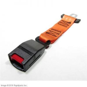 EXTENSION, SEAT BELT ORANGE A000049305