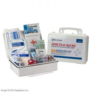 FIRST AID KIT #25 A000052400