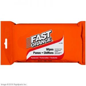 WIPES, WATERLESS FAST ORANGE A000013219