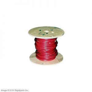 CABLE, BATTERY 2/0 RED 9I1708