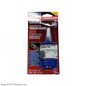 THREADLOCKER RED LARG DIA 36ML A000016708