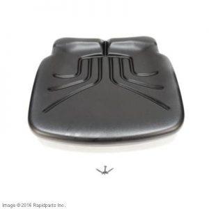 CUSHION,SEAT BLK VNL MSG8 A000035181