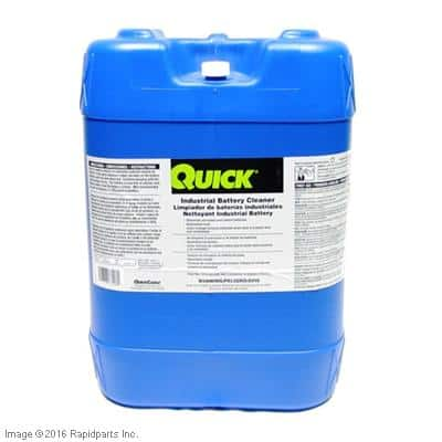 CLEANER,BATTERY 5 GAL A000049538