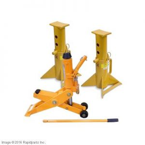 FORKLIFT JACK WITH TWO STANDS A000044115