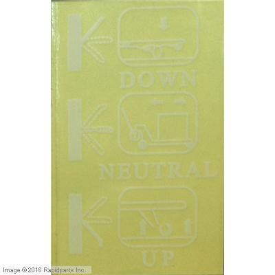 DECAL,HANDLE A000046579
