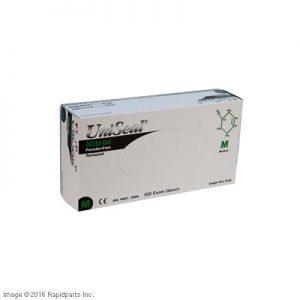 GLOVES NITRILE POWDER FREE M A000034052