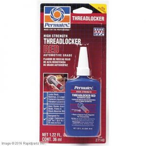 THREADLOCKER RED HVY DUTY 36ML 2I4260