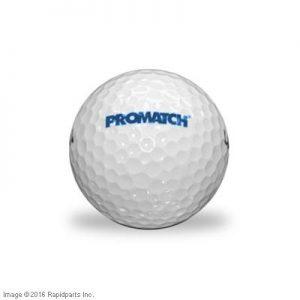 PROMATCH GOLF BALLS (DOZ.) A000006271