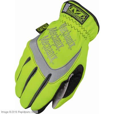 GLOVES FASTFIT L HIVIS A000017127