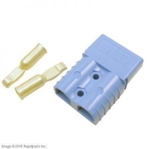 SB120 BLUE CONNECTOR 2AWG A000025401