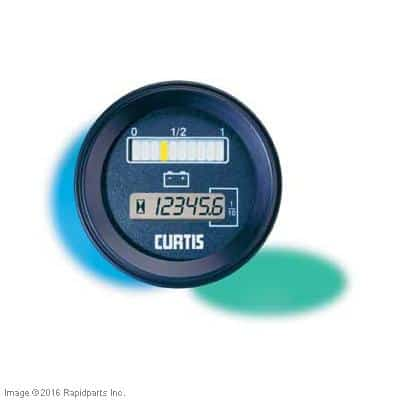 36/48V CURTIS BDI AND HOUR METER WITH LIFT LOCKOUT A000007748