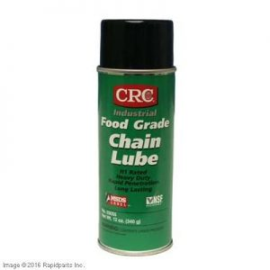 LUBE, FOOD GRADE CHAIN/CABLE A000012607
