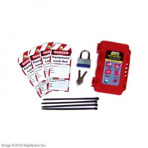 KIT,LOCK OUT BOX A000025785