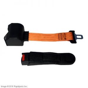 SEAT BELT, RETRACTABLE ORANGE A000014104