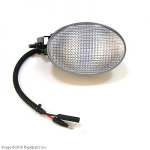 12V OVAL LAMP VERTICAL MOUNT A000009643