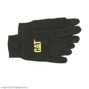 GLOVES JERSEY BLACK L CAT A000021198